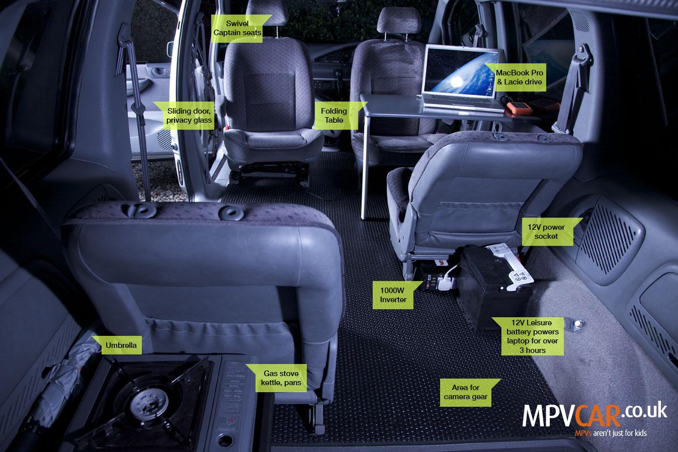 Interiors MPVcar co uk